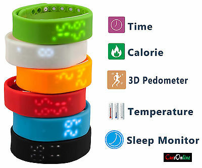 iWatch Computer 3D W2 Sport Fitness ContaPassi Calorie Personal Trainer Win Mac