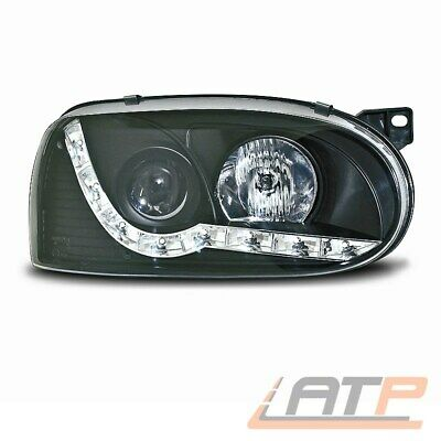 Jom Scheinwerfer Led Xenon Optik Links+Rechts Vw Golf 3 1H + Variant + Cabrio 1E