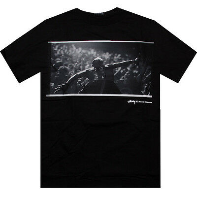 $24 Stussy Open Arms Tee black