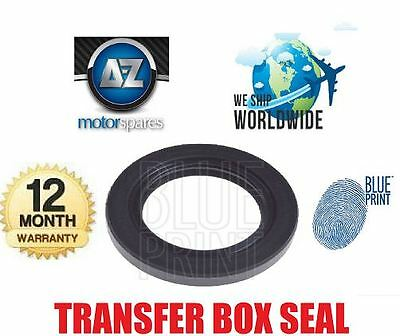 FOR NISSAN NAVARA D40 2005->ON 2.5 3.0 V6 4x4 NEW TRANSFER BOX SEAL OE QUALITY