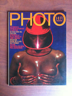 Photo Hi Fi Italiana n° 52 Ottobre 1979 Couverture: Otto R. Weisser - E13116