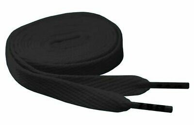 High Leg Combat Boot Laces Black 160Cm Assault Military Strong Round