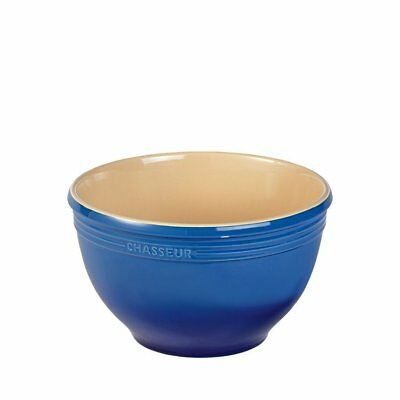 NEW Chasseur La Cuisson Mixing Bowl 21cm - 2L Blue (RRP $34)