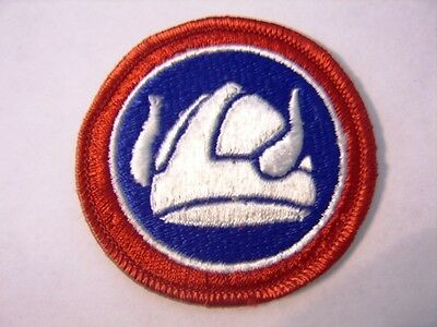 47th INFANTRY DIVISION PATCH SSI U.S. ARMY - FULL COLOR:FA12-1