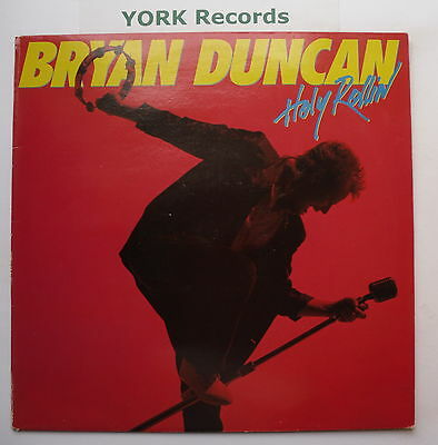 BRYAN DUNCAN - Holy Rollin' - Excellent Condition LP Record Light LSR 7080