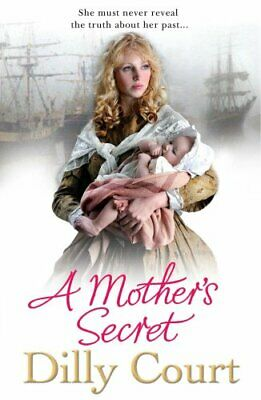 A Mother's Secret, Court, Dilly Paperback Book The Cheap Fast Free Post