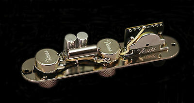 Texas Customs High Quality Nickel Turbo Charged tele loaded control plate