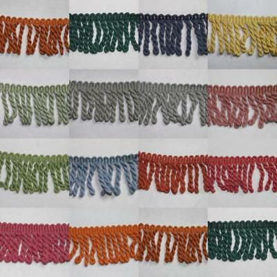CLEARANCE 6cm Thick Soft Cotton Bullion Fringe Upholstery Curtain Costume 1 2 4m
