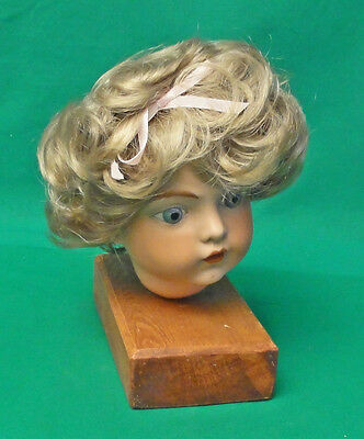 "MONIQUE DOLL WIG  ""BRITTANY""  S IZE 12-13  NEW --BLONDE"