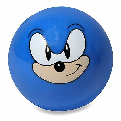 Official Sonic the Hedgehog Collector's Edition Bouncy Ball - Blue Novelty Gift