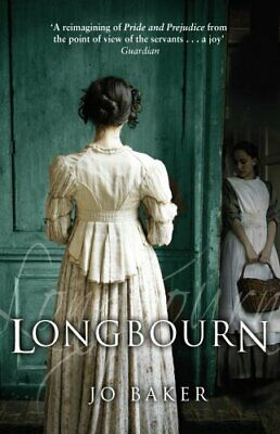 Longbourn by Baker, Jo Book The Cheap Fast Free Post