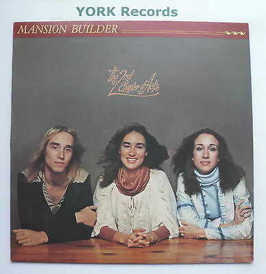 MANSION BUILDER - 2nd Chapter Of Acts - Excellent Con LP Record Sparrow BIRD 114