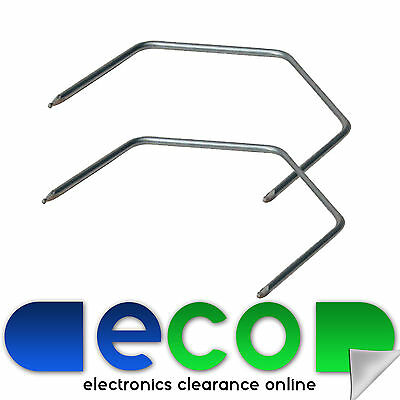 Vauxhall Vivaro Car Stereo Radio Removal Tool Release Pins Extraction Keys PAIR