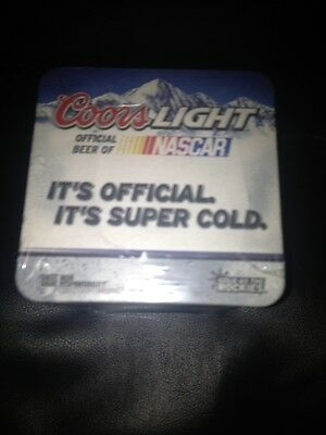 Coors Light Square Coasters