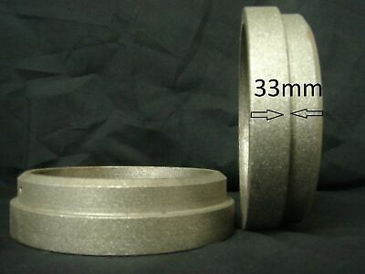 """4 Pack of 4"""" x 33mm Weld On Victaulic Ends for Concrete Pumps"""