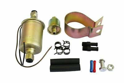 E8012S E8016S 0.8-1.5A Universal Electric Fuel Pump Low Pressure nstallation Kit