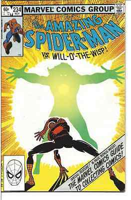 Marvel Comics Group! The Amazing Spider Man! Issue 234!