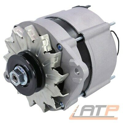 Lichtmaschine Generator 65A Vw Polo 86C 1.0 1.3 Coupe + G40 Classic Bj 85-94