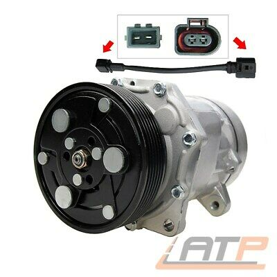 Kompressor Klimaanlage Vw New Beetle 9C 1Y Polo 6K Sharan 7M Bj 95-10