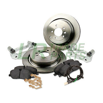 Land Rover Discovery 3 & 4 Tdv6 To V8 Front Brake Disc Upgrade Kit, Pads, Discs