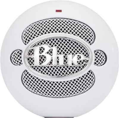 Blue Microphones Plug and Play USB Snowball iCE Condenser Microphone Cardioid