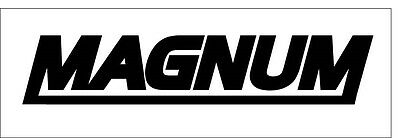 Magnum Chainsaw Decal/Sticker STIHL 046 MS440 066 MS660 Label p31