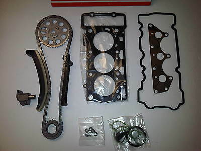 SMART CAR inc FORTWO 0.7 700cc NEW TIMING CHAIN KIT + HEAD GASKET SET 2003-07