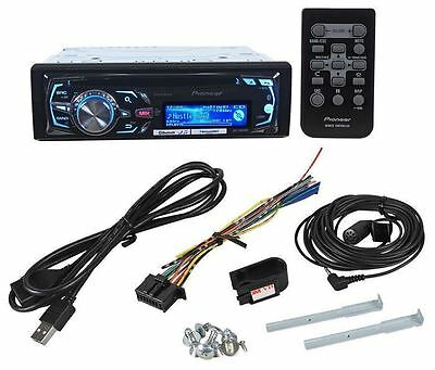 Pioneer DEH-X8500BS CD Player/MP3 In Dash Receiver