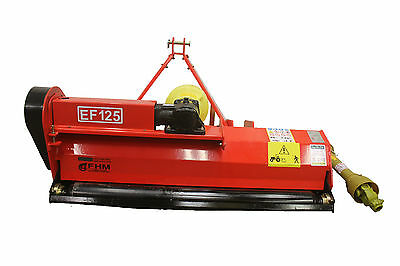 """48"""" Flail Mower Cat.I 3pt 20HP+ Rating (FH-EF125)"""