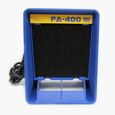 Portable 220V FA400Solder Smoke Absorber Air Filter Fume Extractor