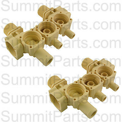 2Pk - Valve Body For Unimac Washers - F380740, F380741, F730455, F730456