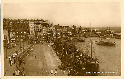 RAMSGATE( Kent) : The Harbour,RP