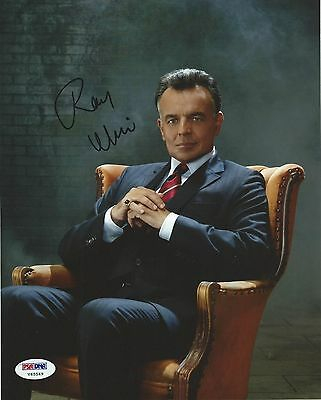 Ray Wise Signed 24 8x10 Photo PSA/DNA COA Picture Autograph RoboCop Mad Men Fox