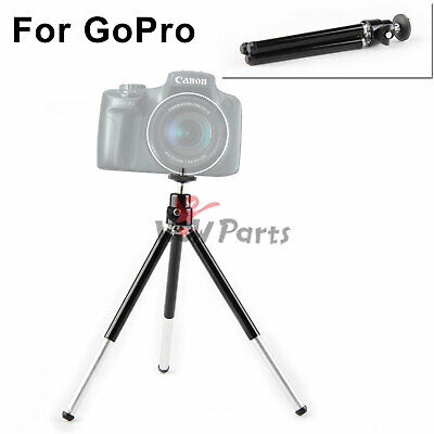 """1/4"""" Tripod Stand Holder Mount for Compact Camera Camcorder GoPro Hero Portable"""