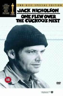 One Flew Over the Cuckoo's Nest DVD (2002) Jack Nicholson