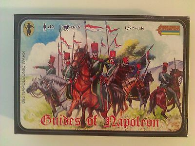 Strelets-R 1/72 Napoleonic Wars Guides of Napoleon Kit # 095
