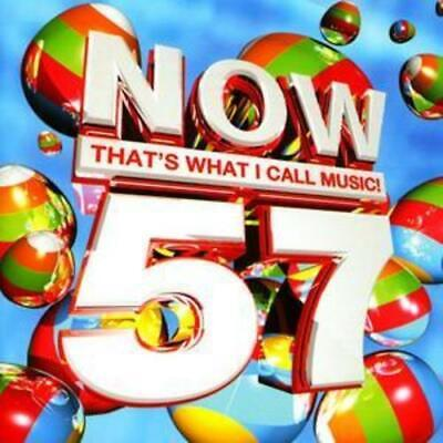 Various Artists : Now That's What I Call Music! 57 CD 2 discs (2004) Great Value
