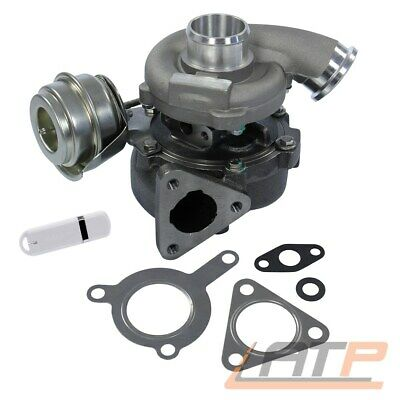 Abgas-Turbo-Lader Opel Astra G Vectra B C Zafira A 2.2 Dti Y22Dtr