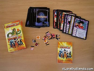 DRAGON BALL Z  Card Game limited edition