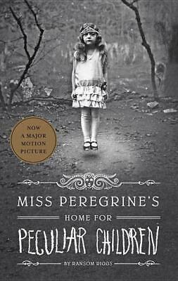 Miss Peregrine's Home for Peculiar Children - Ransom Riggs - 9781594746031