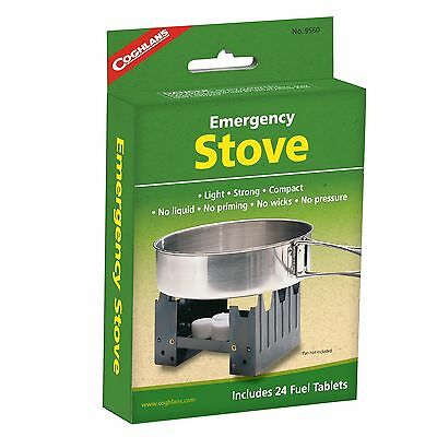 Coghlan's Coghlans Emergency Stove #9560 - Survival Camping, Light, Compact
