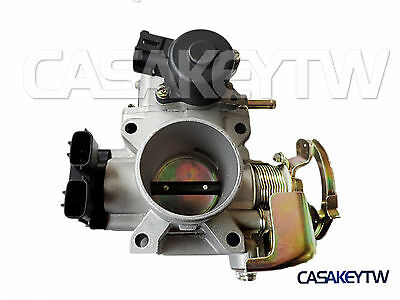 07/00-02/03 00 01 02 03 Nissan Pulsar Throttle Body 1.6, N16 Si, Cable Type
