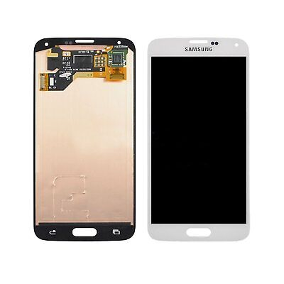 For Samsung Galaxy S5 SM-G900F Lcd Touch Screen Digitizer Display Assembly Unit