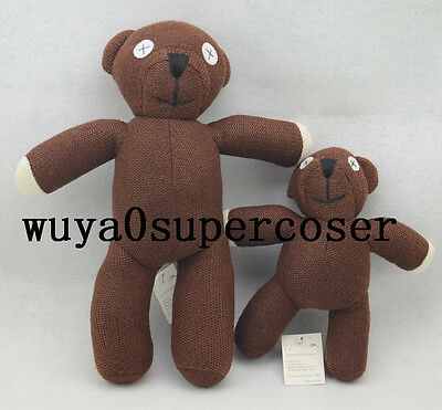 BEANIE MR BEAN TEDDY BEAR SOFT TOY 9 INCH 14 inch