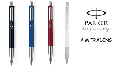 Parker Vector Standard Ball Pen Black, Blue and Red