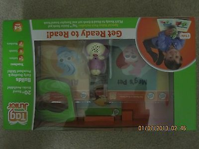 LeapFrog Tag Junior Pink Get Ready to Read Scout Bundle