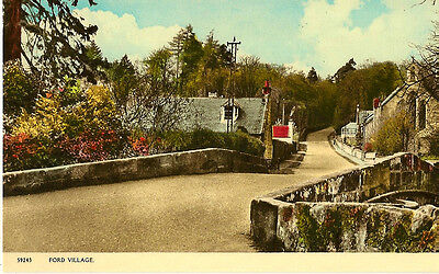 FORD (Northumberland) : Ford Village 59243