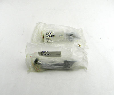 Lot Of 2 New Maintenance Warehouse 808000 J-4523 Chrome Plated Door Stop