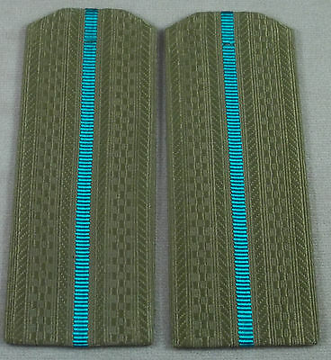 Soviet - Russian Military Junior Officer Shoulder Boards NOS 1990 Size 13