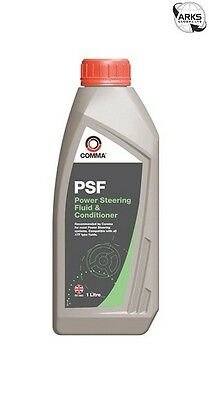 COMMA Power Steering Fluid & Conditioner - 1 Litre - PSF1L